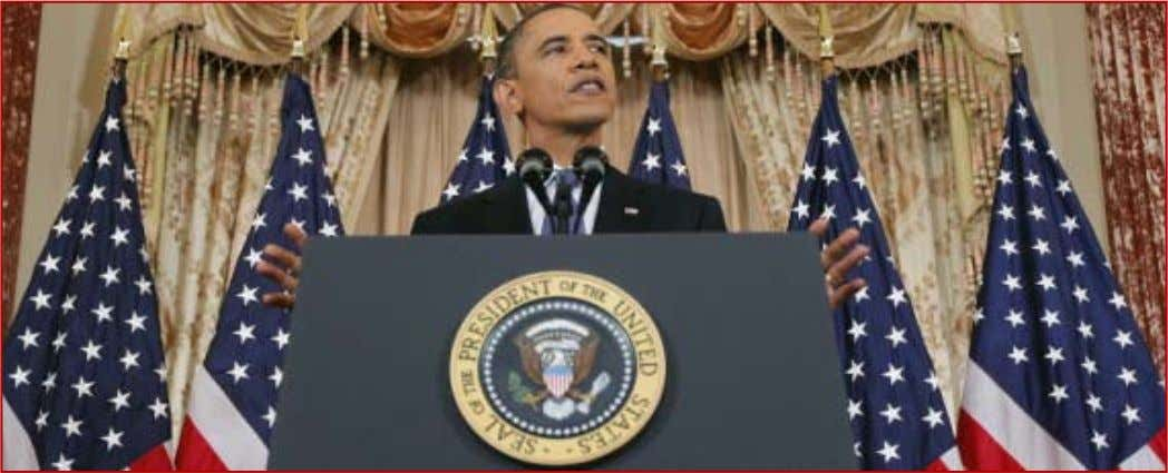 Barack Obama Speech Obama Middle East Speech is a long-standing partner, and we are committed to