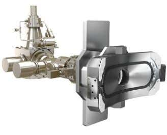 521-6038 Technology Enables EBW without a Vacuum Chamber The Ebflow technology enhances the efficiency of large-scale