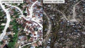 HAITI: BEFORE AND AFTER HURRICANE MATTHEW How to prepare for hurricanes  Prepare an evacuation plan.