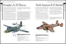 combat types of tHe Decisive years 1943–45 Douglas a-20 Havoc vs NortH americaN b-25 mitcHell
