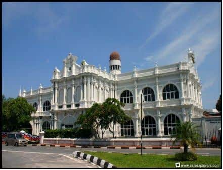 our memories of the past, but with Penang museum & art gallery standing tall in the