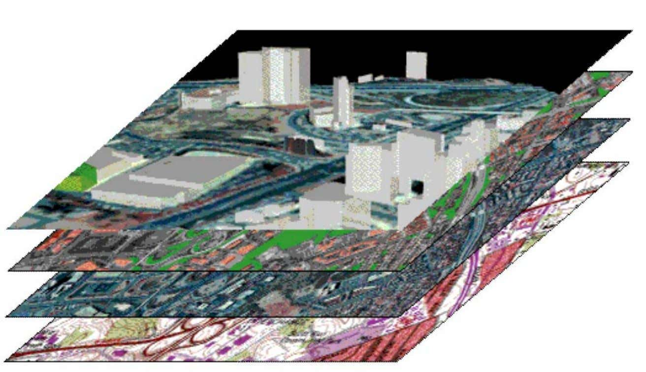are necessary for the propagation calculation and display: Digital elevation models Raster Images Clutter files