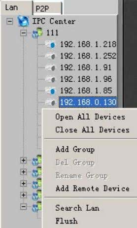 interface,choose ' Add Group ' to create a new group. 2.2 Step 2: right click the