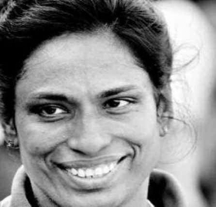 PT Usha She is regarded as one of the greatest athletes India has ever produced and