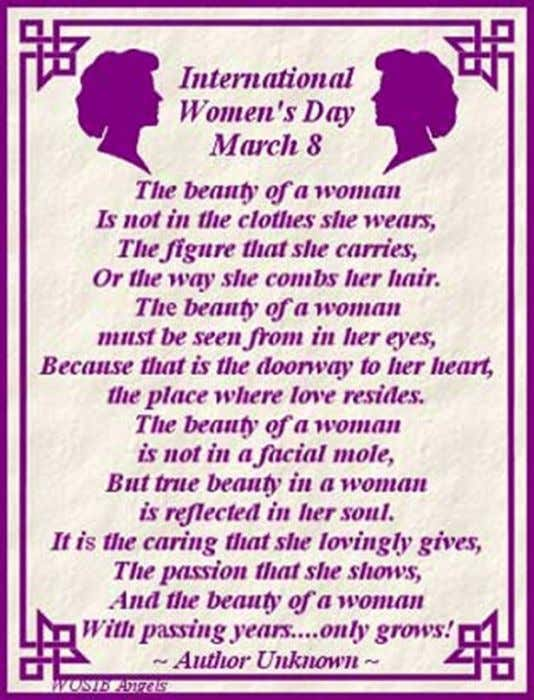 Cheers to all the woman of the world! Happy Woman Day! http://2.bp.blogspot.com/--F5f7NE4SH4/TVpZMOwVTHI/AAAAAAAAA-E/YIL-