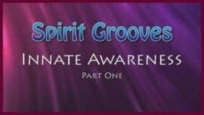 on problems and suggestions for increasing awareness. NEW Spirit Grooves: Innate Awareness Part One By Michael