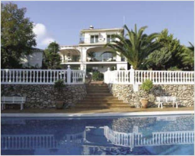 Real Estate of Distinction Ref:BP623 Cortijo San Rafael 6 bedroom, 5 bathroom, 3200m2 plot size, 510m2