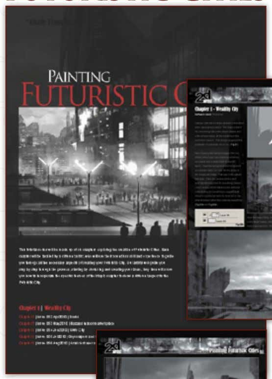 This is the Free Lite Issue of to purchase the Full Issue click here 6 www.2dartistmag.com