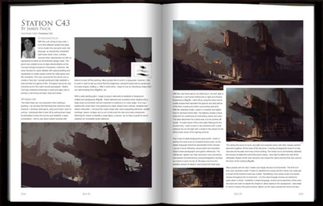 "The following shots of the ""Station C43"" book pages are featured here in full-resolution and can"