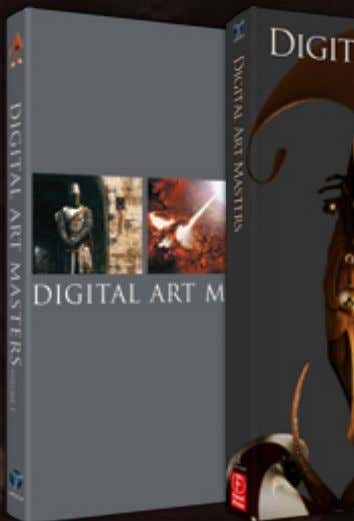 Digital Art Masters: Volume 1, 2, 3 & 4 Now avaliable from the 3DTotal shop: