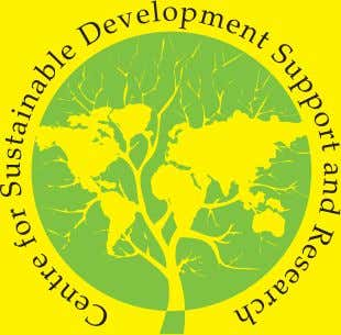 Centre for Sustainable Development Support & Research Innovations Innovations for for Excellence Excellence in