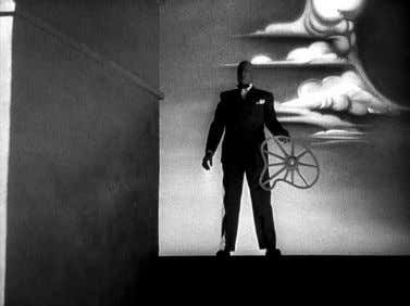 taps the subconscious in Alfred Hitchcock's Spellbound Cinematic dream sequences such as Dalí/Hitchcock's in