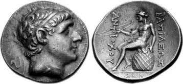 PLATE I 1 2 1. Seleukid AR tetradrachm – Antiochos I, Seleukeia-on-the-Tigris mint (CNG electronic auc-