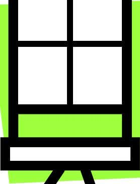 The Johari Window Based on a four-square grid Like a window with four 'panes
