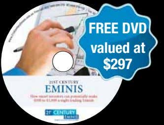 FREE DVD valued at $297