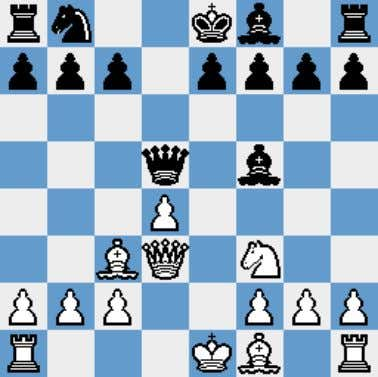 is critical, in the sense that the White pawn remain intact. I still think that