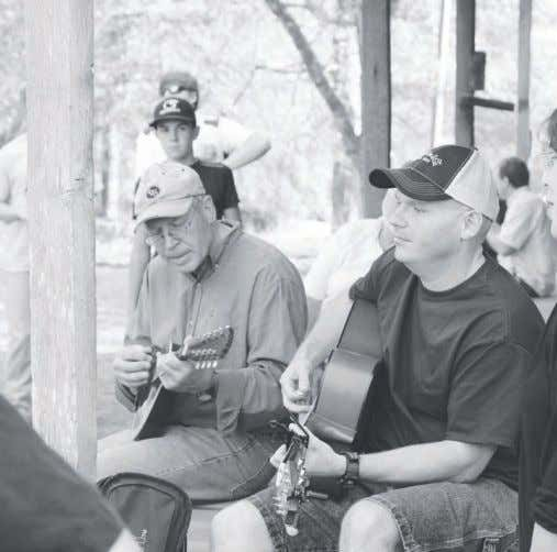 plans to hold the 13th annual Bluegrass Festival next fall. Ada Montgomery/Senior Photographer Local bands gather