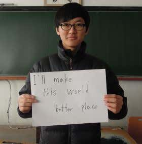 and many more at http://koreanstudentsspeak.tumblr.com. All the students pictured have con- sented to having their