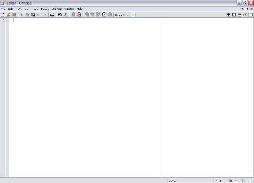 Fig. 1.3 M ATLAB ® m-file editor. Creating Functions Function files are m-files that are