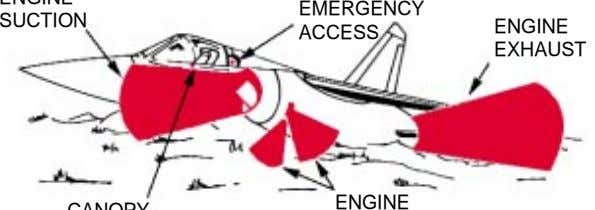 EMERGENCY SUCTION ENGINE ACCESS EXHAUST ENGINE