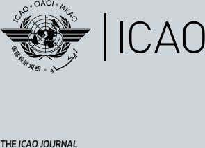 The ICAO JOurnAl The ICAO J Ourn A l