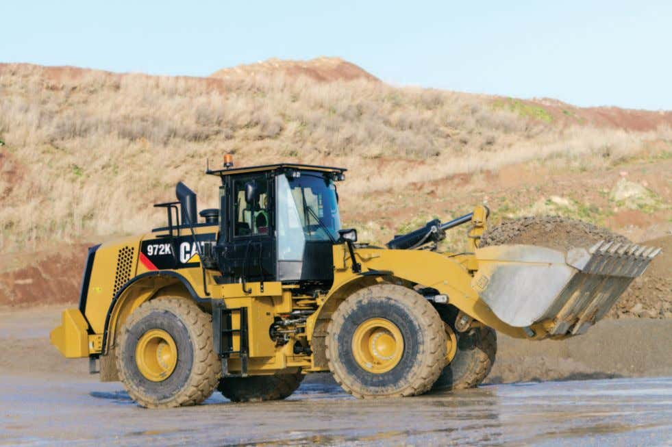 Overview When developing the new Medium Wheel Loaders Caterpillar set design specifications based upon voice of