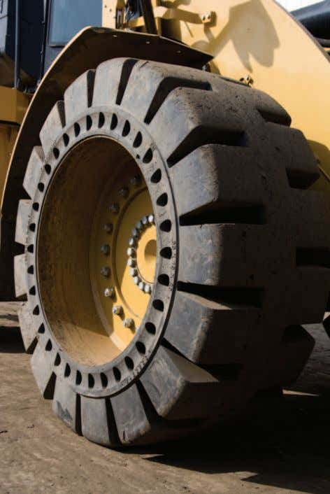 and carry and face loading applications, respectively). Flexport tires will be an option offered on the