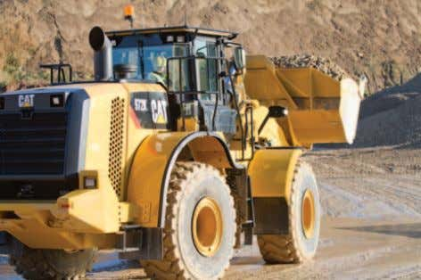 repairs before failure. Payload Control System 3.0 Designed specifically for Cat Wheel Loaders, the Payload