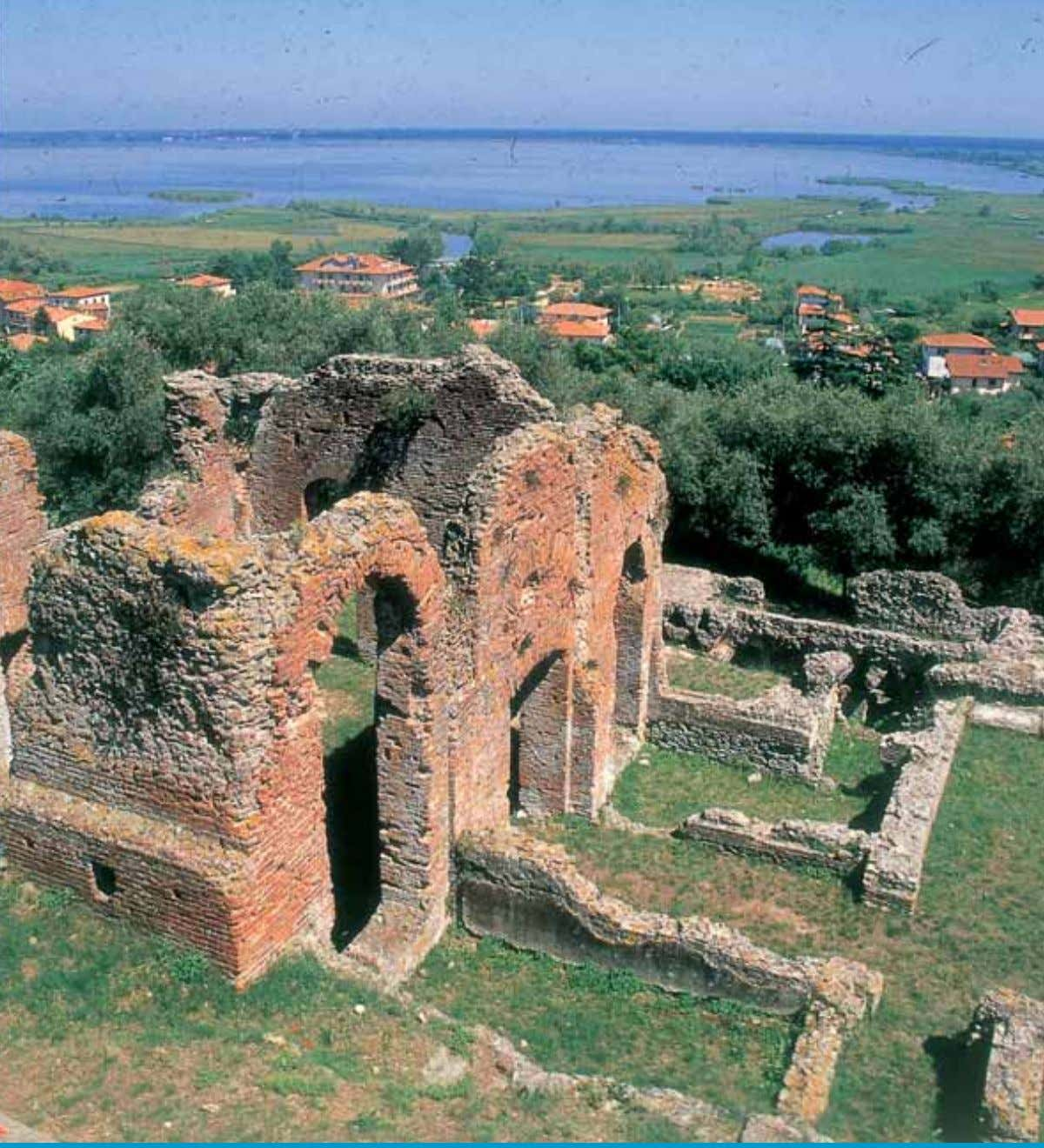 The human presence in Versilia dates back to the Neolithic Age and many traces still