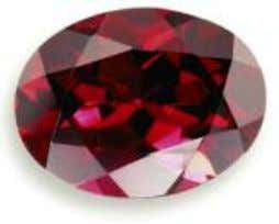 of years for their pomegranate color, a gift of garnet is having the ability to keep