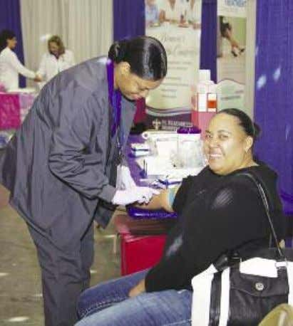 St. Elizabeth Family Fest January 31, 2015 St. Elizabeth Hospital has hosted an annual health