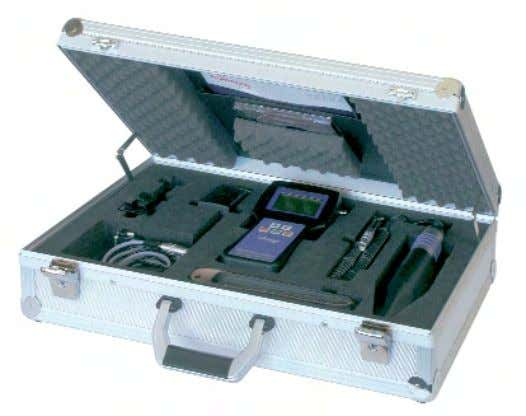 Fig. 66b Ultrasonic system for monitoring trap operation - TRAP test VKP 40
