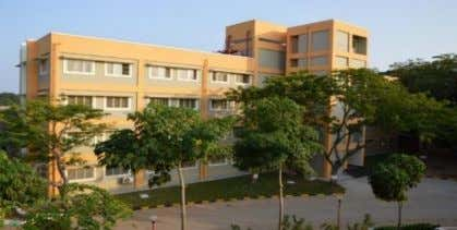 The campus is credited with ISO 9001:2000 certification. IMU Chennai offers the following programmes: a) Ph.D