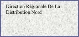 Direction Régionale De La Distribution Nord