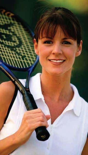 Lens and Cornea Section Your Vision and Racquet Sports Contact Lens and Cornea Section Low Vision