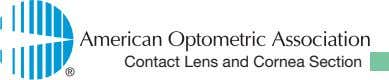 Contact Lens and Cornea Section