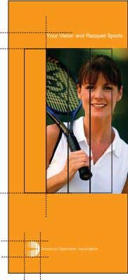Your Vision and Racquet Sports