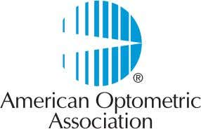 (continued) American Optometric Association Logo Stacked Affiliates Advisory Committee Geriatrics, Hospital Practice