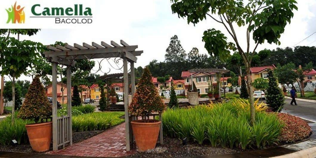 VISAYAS CAMELLA MANDALAGAN, BACOLOD A sprawling master planned property spread across a large magnificent area. The