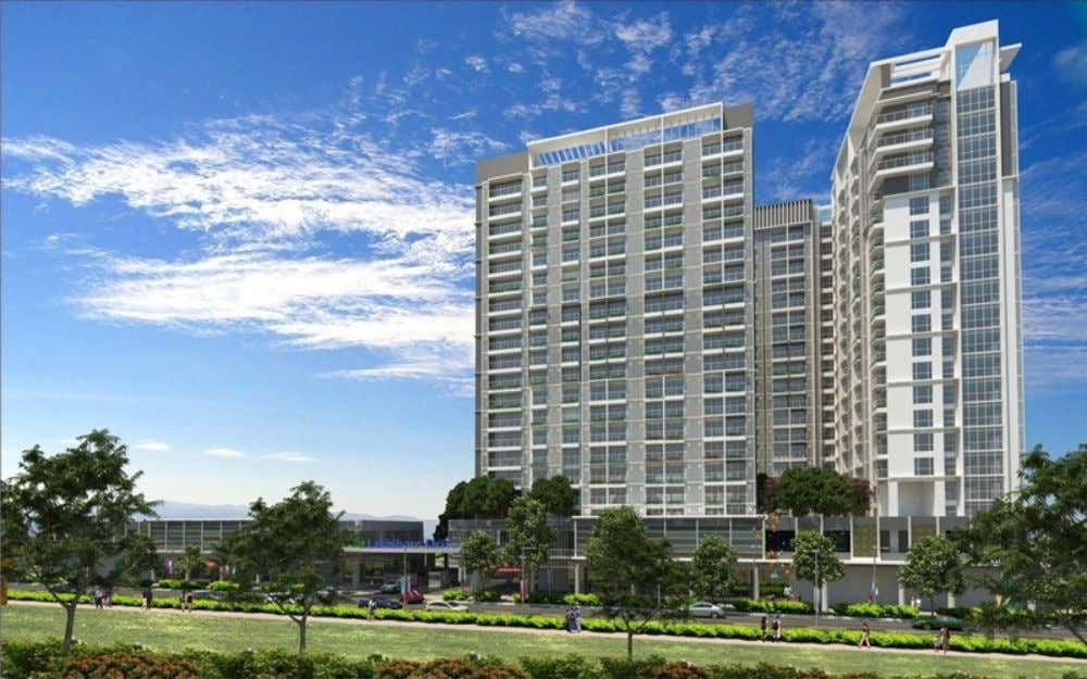 MINDANAO ONE LAKESHORE DRIVE, DAVAO One Lakeshore Drive is a condominium complex located in Davao Park