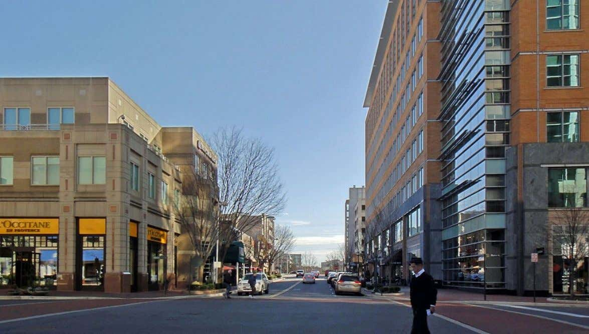 RESTON, VIRGINIA Reston Town Center