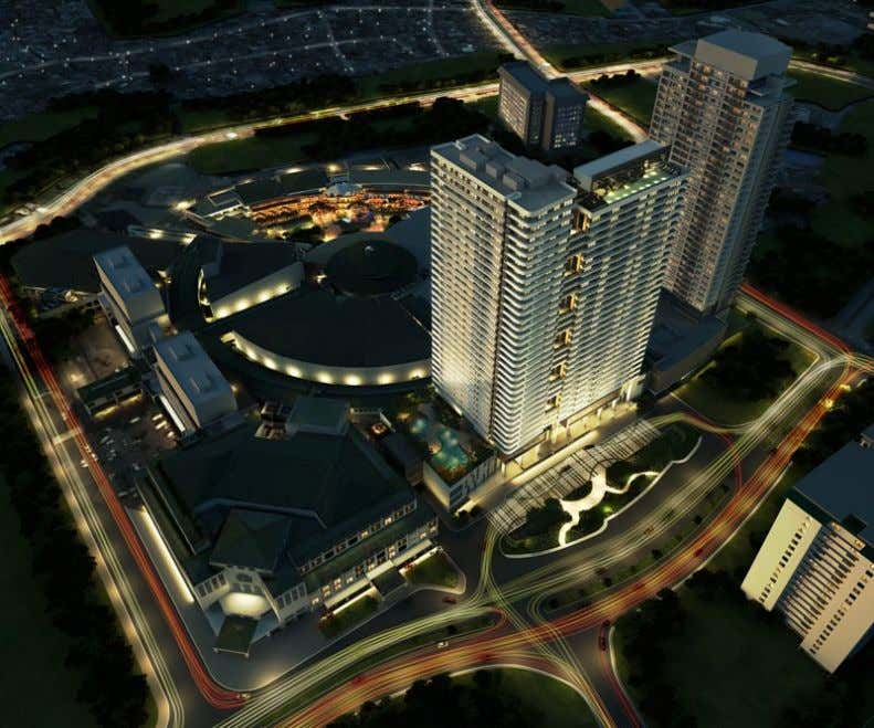 The Cebu Business Park is an integrated development and is the premier business district in Southern