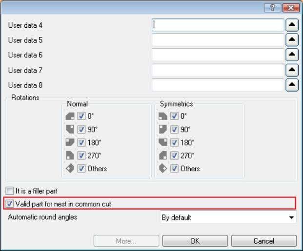 WHAT'S NEW IN VERSION 2011 It can also be changed directly from the nested mo dule