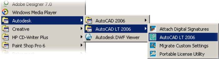 Autodesk , the AutoCAD LT group, and then AutoCAD LT . Depending on the speed of