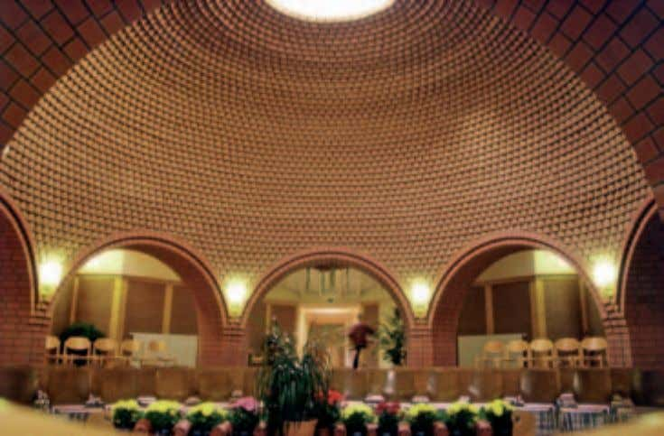 building with earth | domes Earth brick vaults and domes LR 4.2 A dome or vault