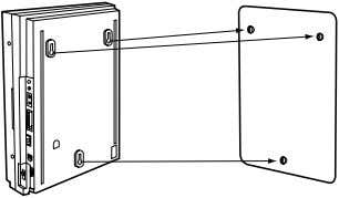 to this position 3. Hook the main unit on the screw heads. KX-TD816 Template KX-TD1232 KX-TD1232