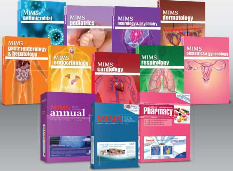 renal damage, he added. The Essential Medical Reference The Complete Solution 100% pure knowledge MIMS in