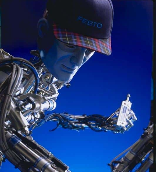 FESTO DIDACTIC Air is our medium Motion is our business Service is our mission August 28,