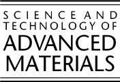 and Technology of Advanced Materials 6 (2005) 540–547 www.elsevier.com/locate/stam Numerical simulation of finish