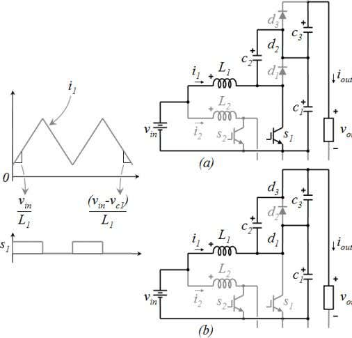 to charge c 2 by closing d 2 , see Fig. 19(a). Fig. 19. Equivalent circuits